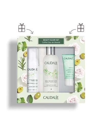 Caudalie Caudalie Beauty Elixir 100ml Set Renksiz